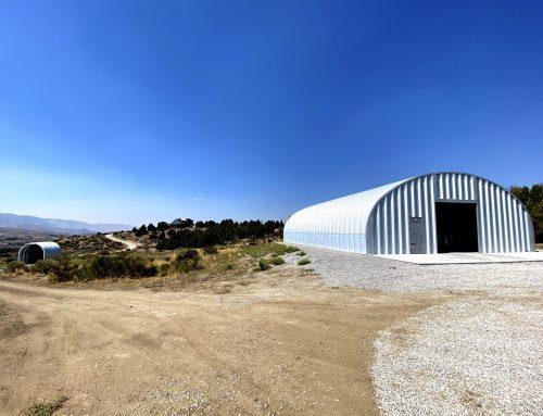 Animal Ark Storage Buildings